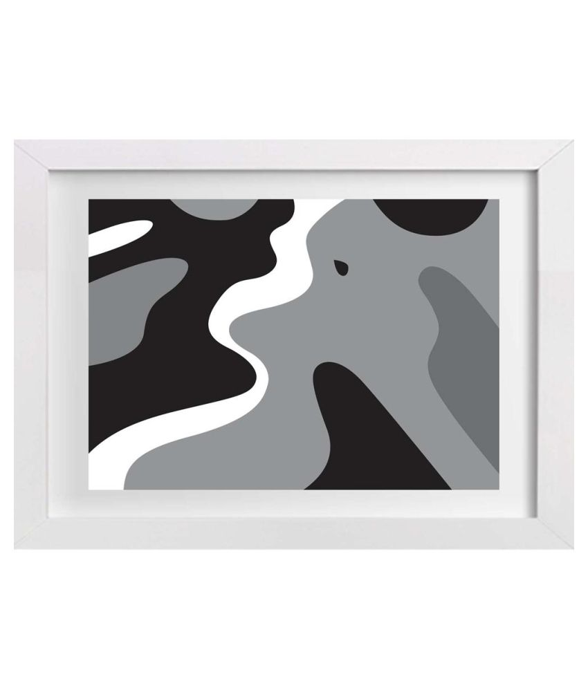 Artzfolio Investigative Canvas Art Print With Frame