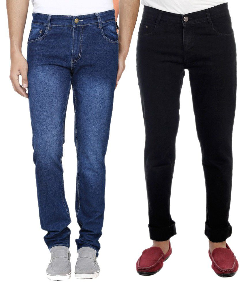 Ave Blue Relaxed Basic