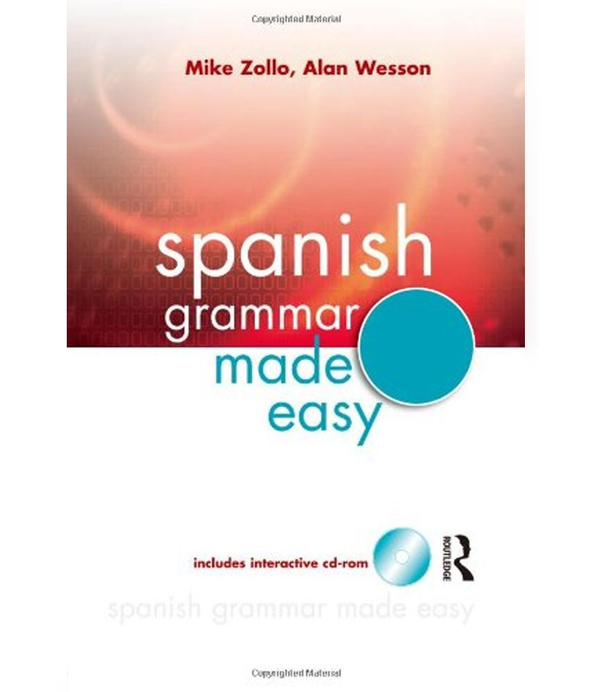 Spanish Grammar Made Easy
