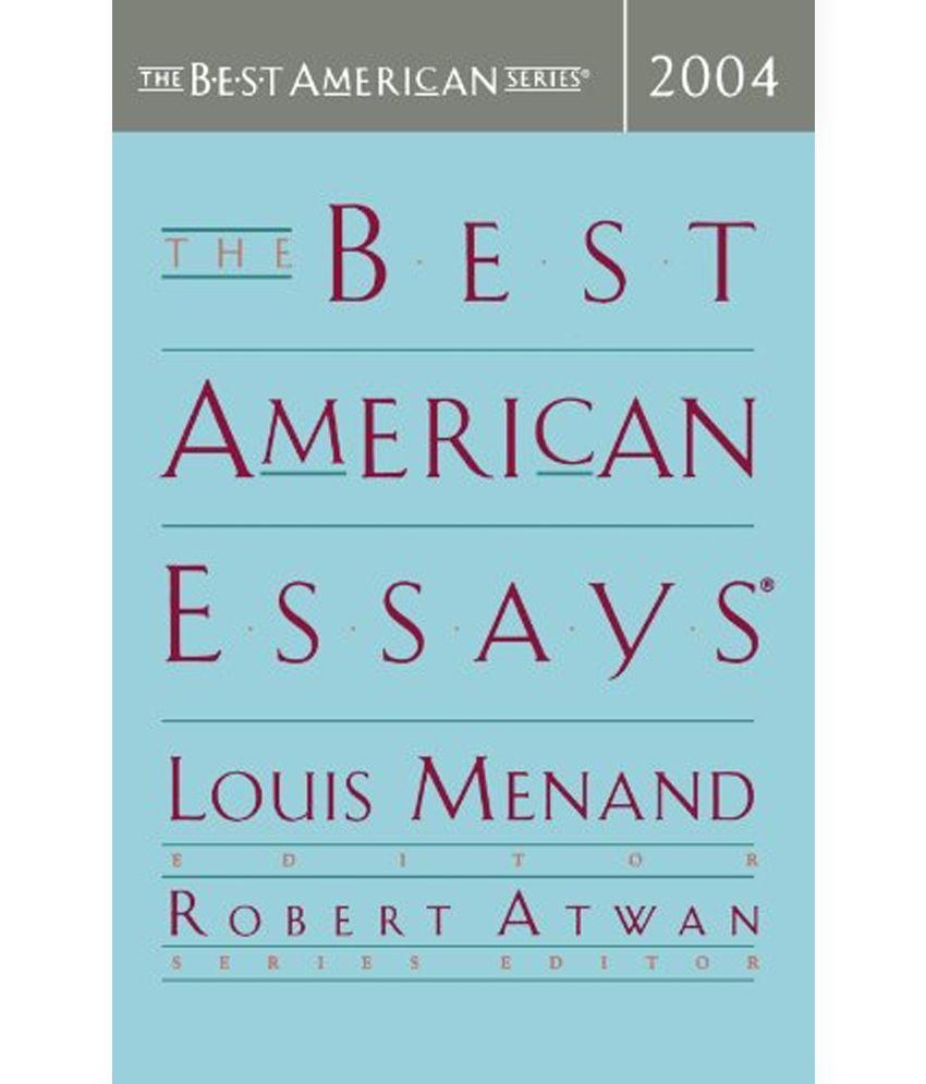 2004 american best essay