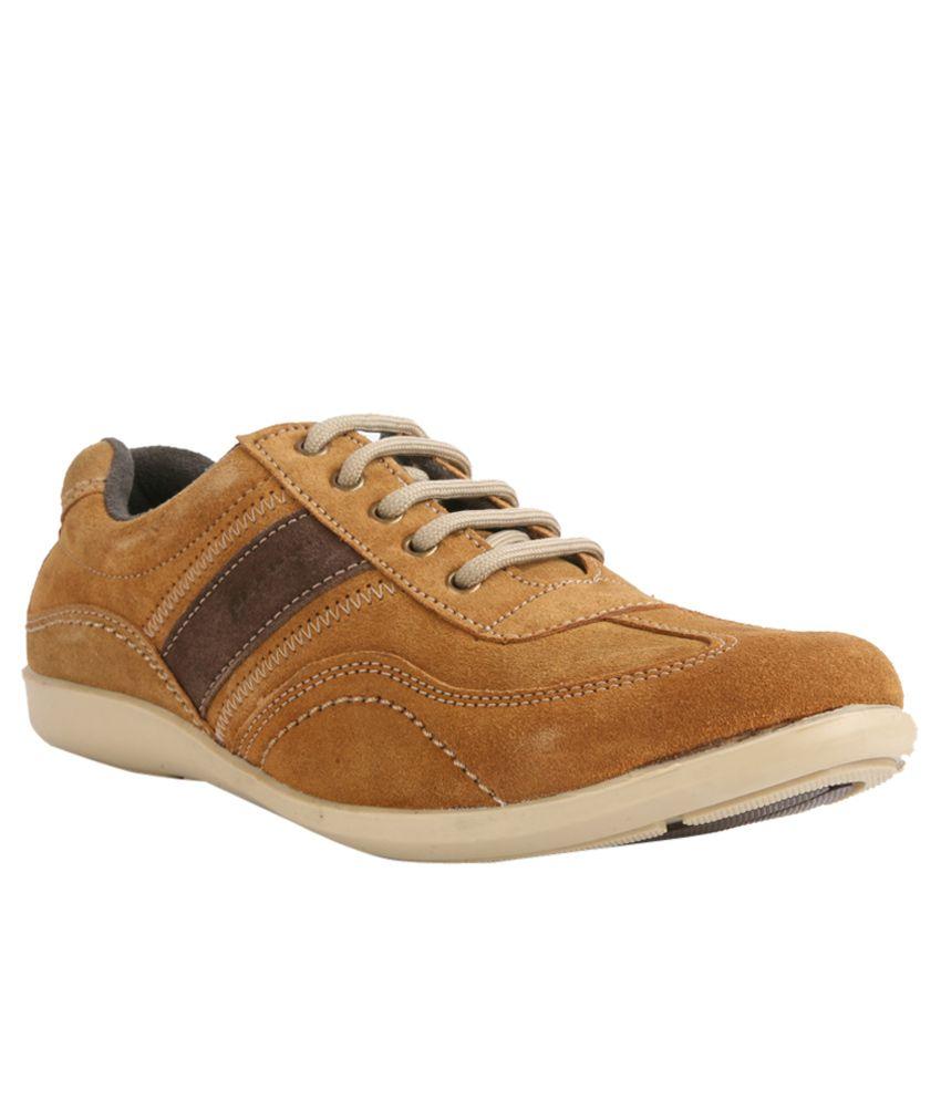 Bacca Bucci Brown Smart Casuals Shoes cheap sale original rxiPdIjqf