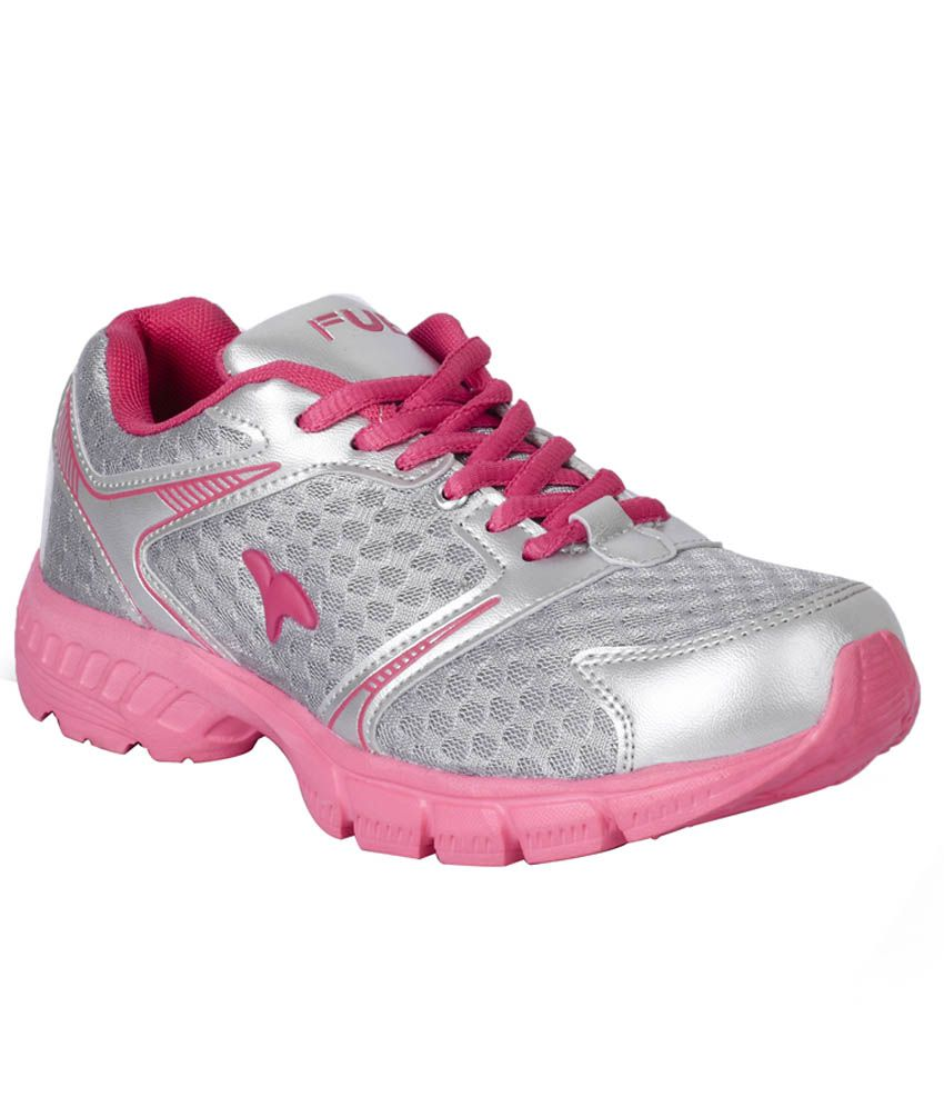 Fuel Pink Lifestyle Sports Shoes