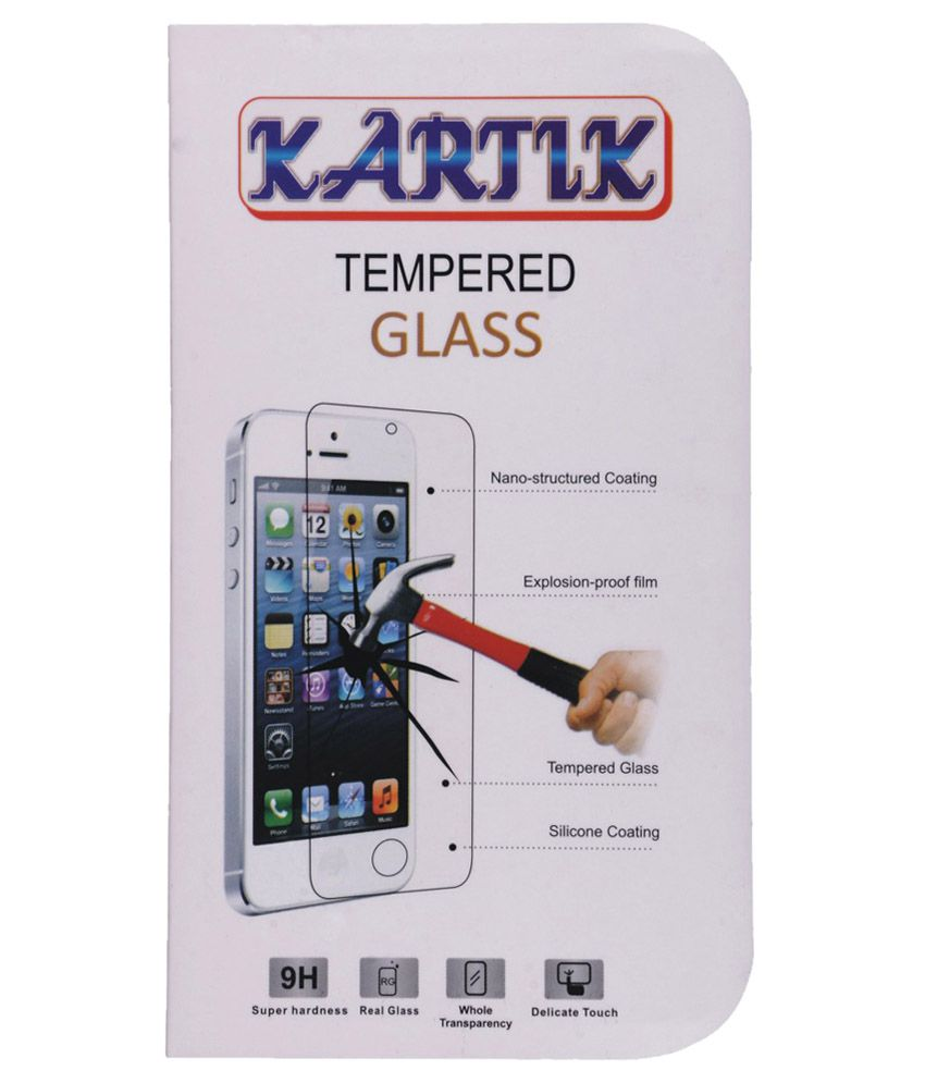 Samsung Galaxy Grand Quattro Tempered Glass Screen Guard by Kartik