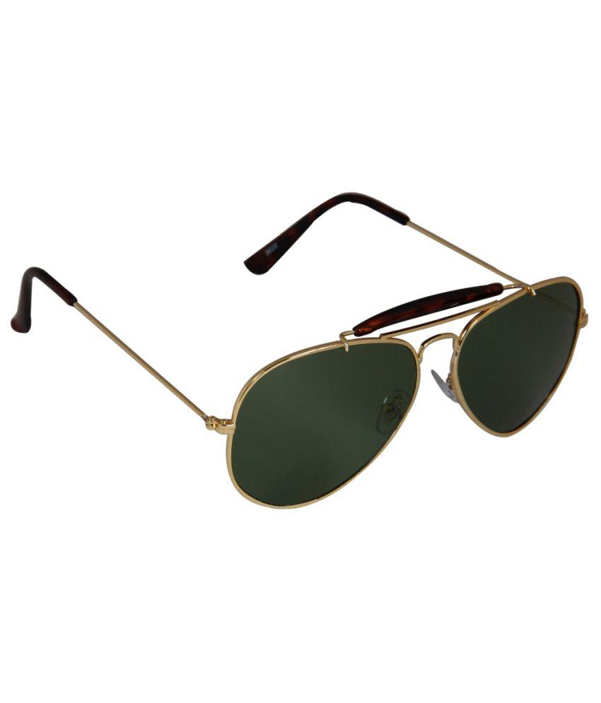 551d52b1c Praise Green Medium Aviator Men Sunglasses - Buy Praise Green Medium Aviator  Men Sunglasses Online at Low Price - Snapdeal