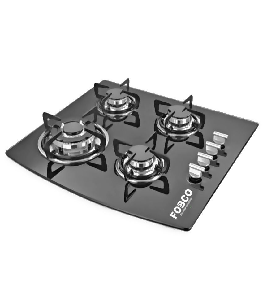 Fobco-Spakle-Automatic-Glass-Gas-Cooktop-(4-Burners)