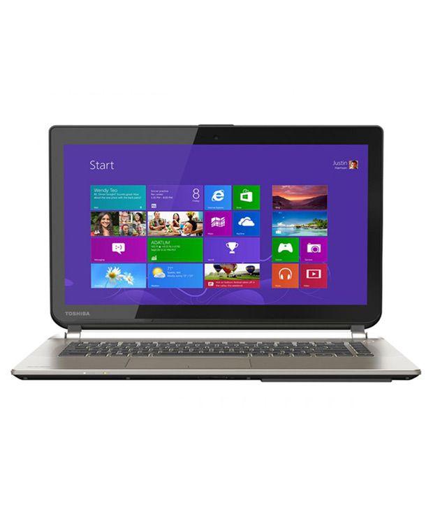Toshiba S40- B X4101 Notebook Core I5 (4th Generation) 4 Gb 500 Gb 35.56cm(14) Windows 8.1 Silver Black