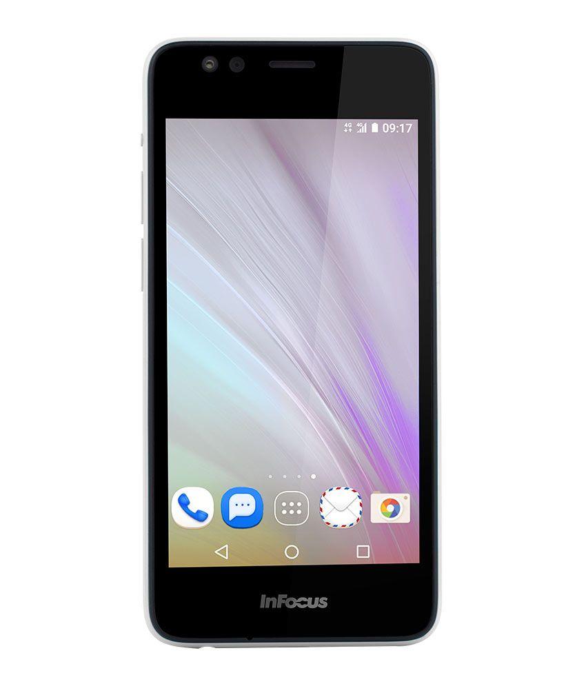 InFocus ( 8GB , 2 GB ) White