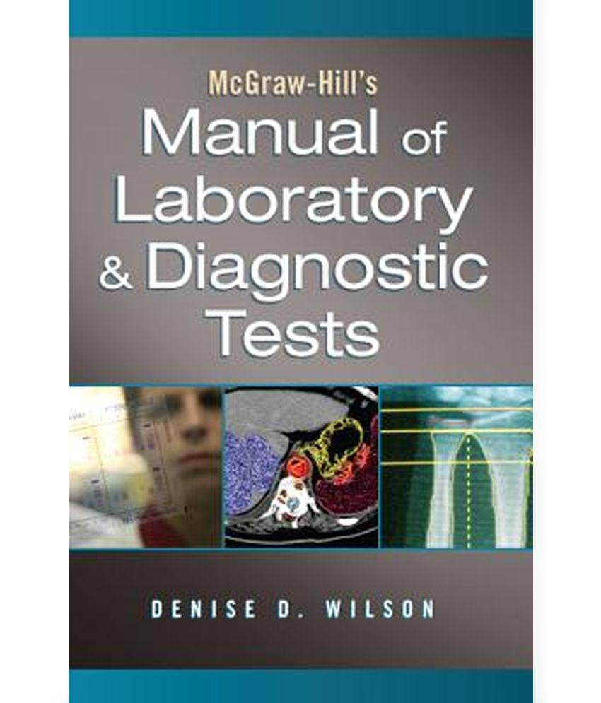 McGraw-Hill's Manual of Laboratory & Diagnostic Tests