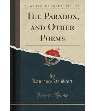 Is the 'paradox of our time' a poem?