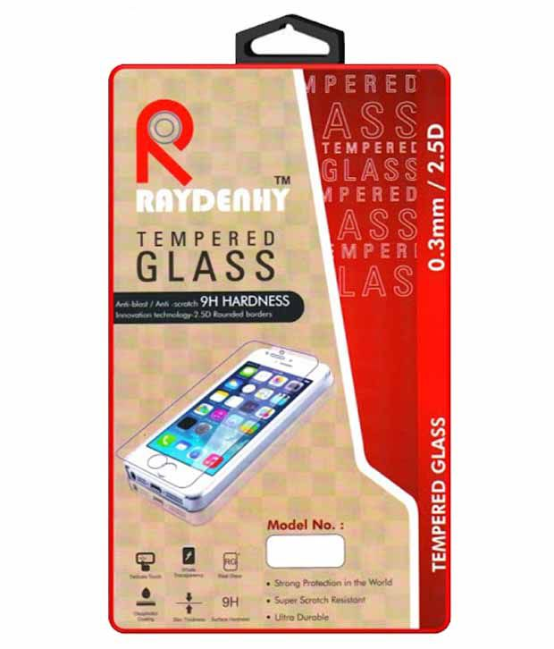 HD Tempered Glass HTC Desire 826 Tempered Glass Screen Guard by Raydenhy