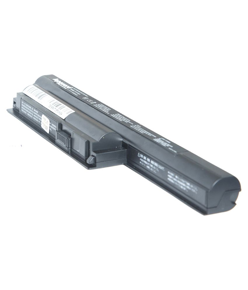Lapguard 4400 mAh 6 Cell Laptop Battery For Sony VPCEH29FJ/W - Black