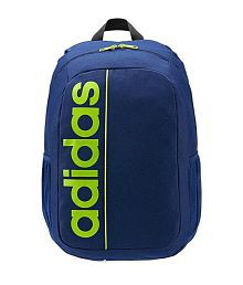 Adidas Blue Laptop Compatible Backpack