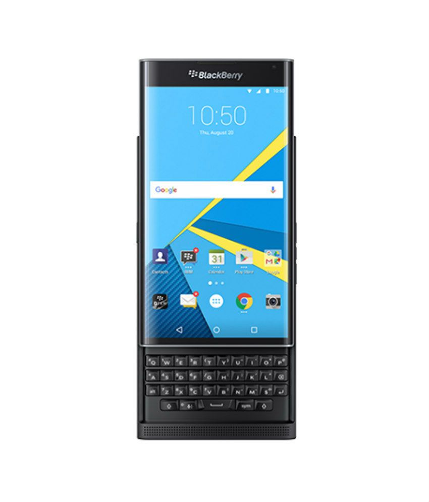 2a08dfbc6 Blackberry Priv ( 32GB , 3 GB ) Black - Android Slider Phone Mobile Phones  Online at Low Prices | Snapdeal India
