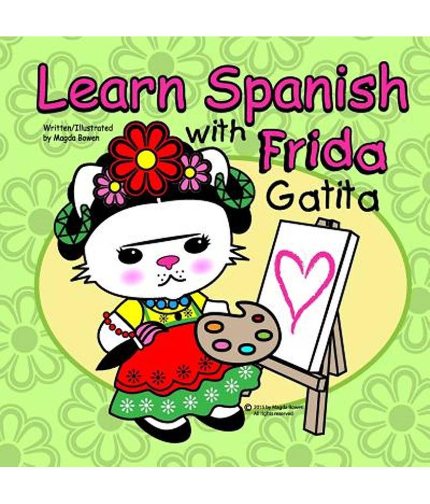 Learn Spanish with Frida Gatita
