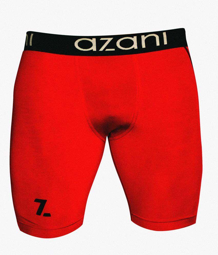 Azani Azani Original Series Performance Underwear - Red