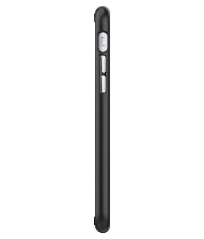 new product 11c91 a7ca7 Spigen iPhone 6S Plus/6 Plus Case Ultra Hybrid (Black) SGP11646