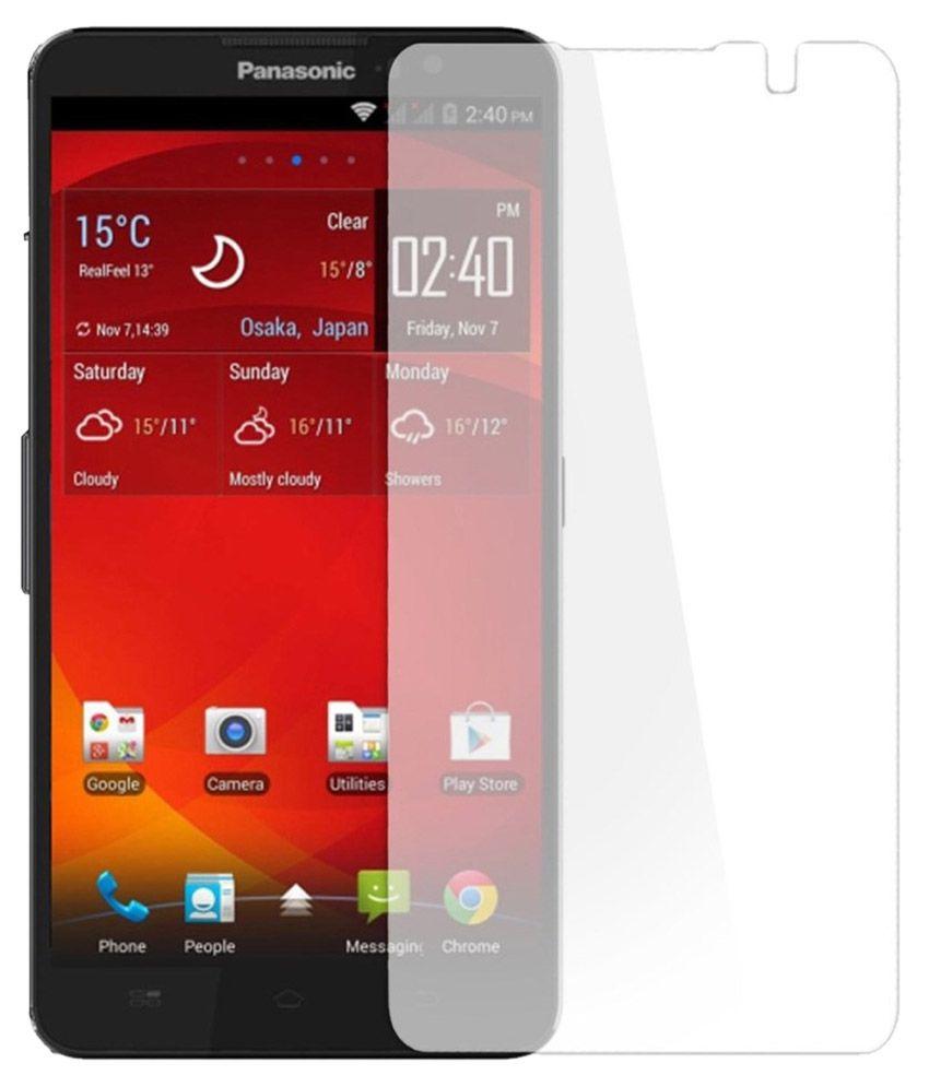 Panasonic Eluga Switch Tempered Glass Screen Guard by Hutz