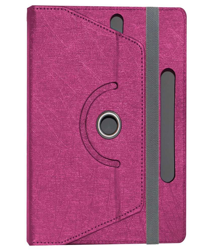 ACM Flip Cover for iBall 7803 Q900   Pink available at SnapDeal for Rs.339