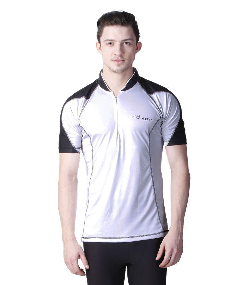 Atheno White T Shirts
