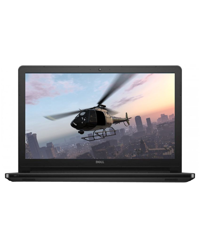 Dell Inspiron 5558 Notebook (Y566517HIN9BG) (5th Gen Intel Core i3- 4GB RAM- 1TB HDD- 39.62cm (15.6)- Windows 10- 2 GB Graphics) (Black)
