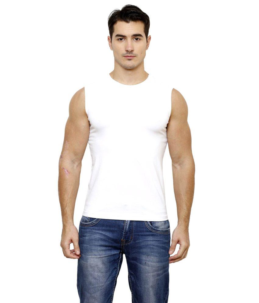 Casual Tees White T Shirt