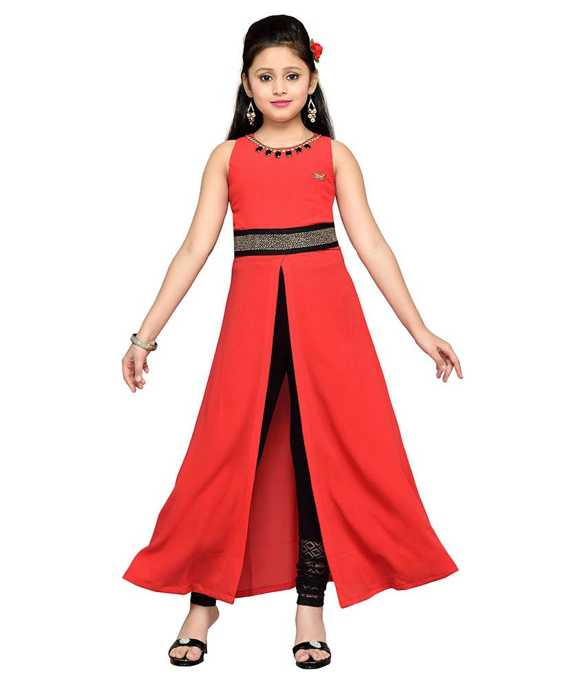 055cede9e1 Hunny Bunny Red Dresses For Girls - Buy Hunny Bunny Red Dresses For Girls  Online at Low Price - Snapdeal