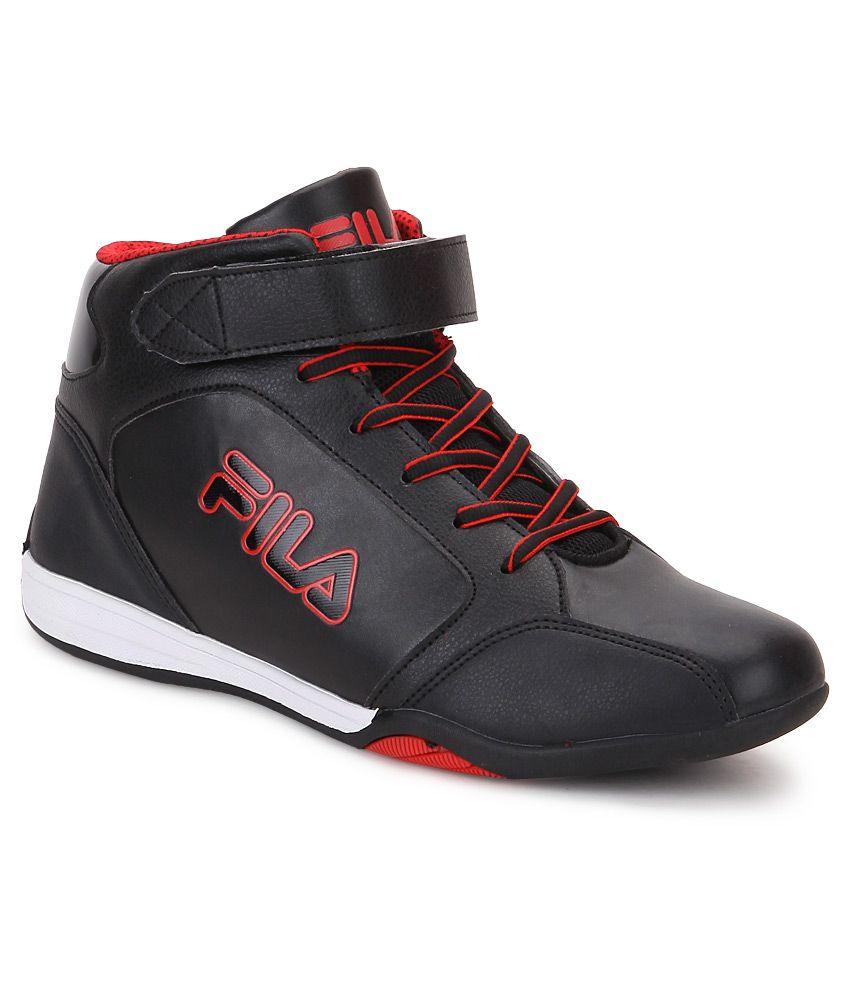 fila lazzero black casual shoes buy fila lazzero black