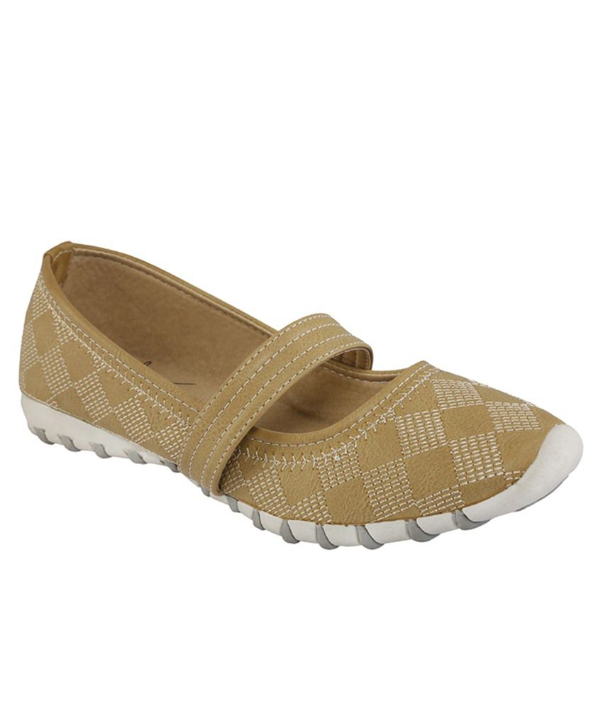 Cocoon Beige Flat Slip-on & Sandal