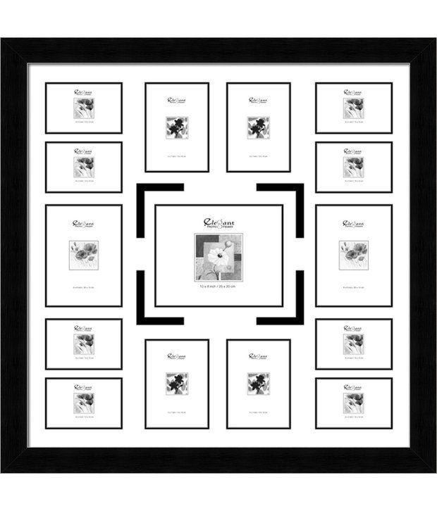 Elegant Arts & Frames 15 Pocket Collage Photo Frame