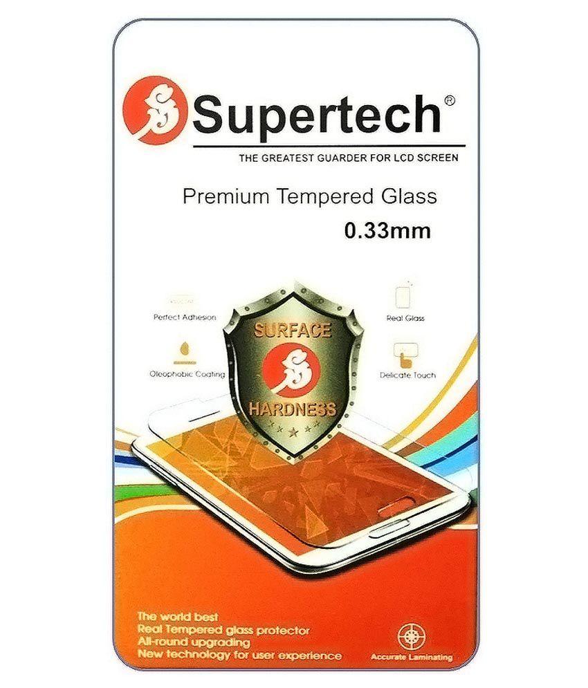 Asus Zenfone 2 Tempered Glass Screen Guard by SUPERTECH