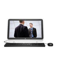 HP 20-r143in All-in-One Desktop (Core i3 4170T/2 GB/500 GB/Win 10)