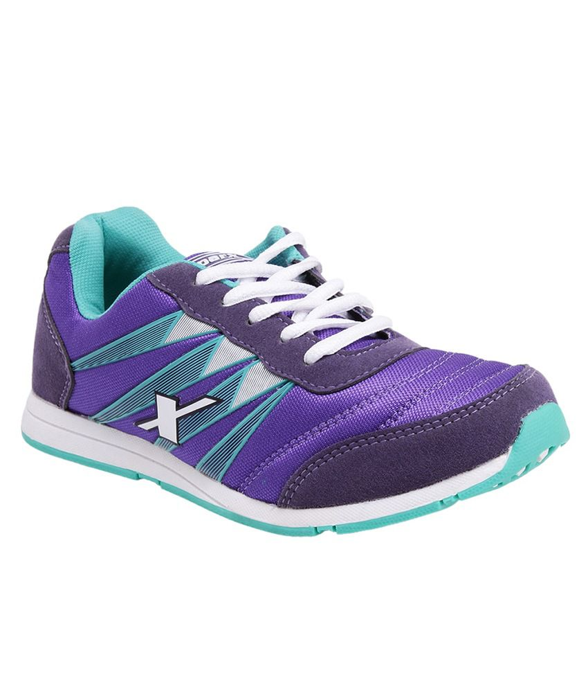Sparx Purple Running Sports Shoes