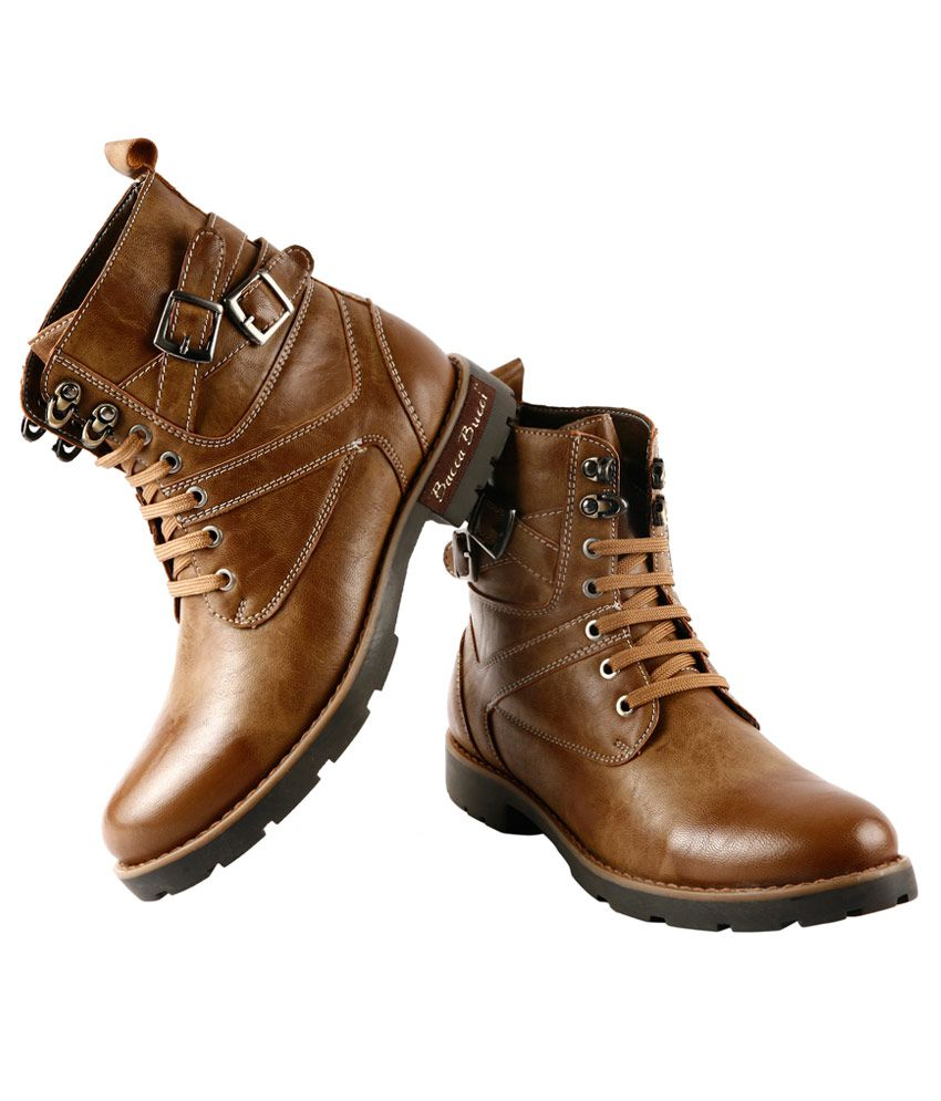 a85036a16ab Bacca Bucci Tan Casual Boot