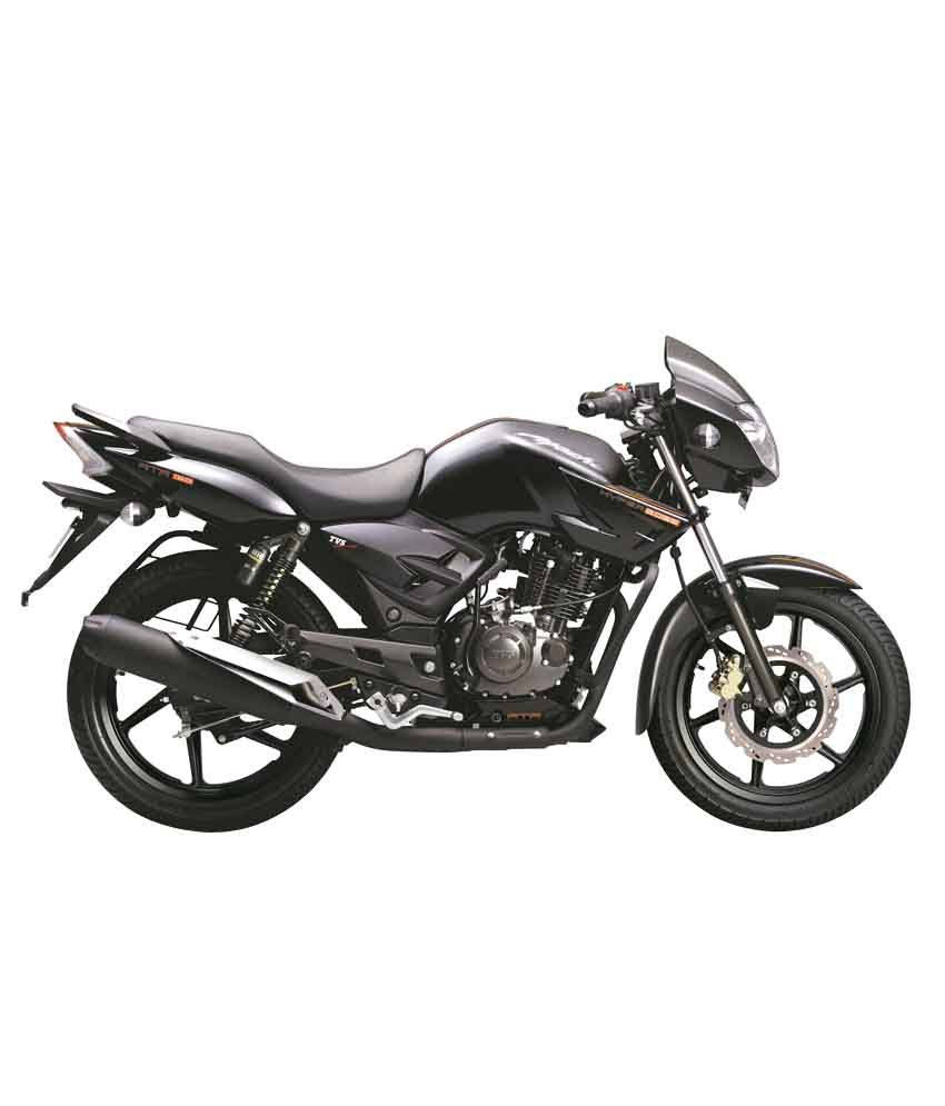 Apache rtr 160 black and grey colour dress