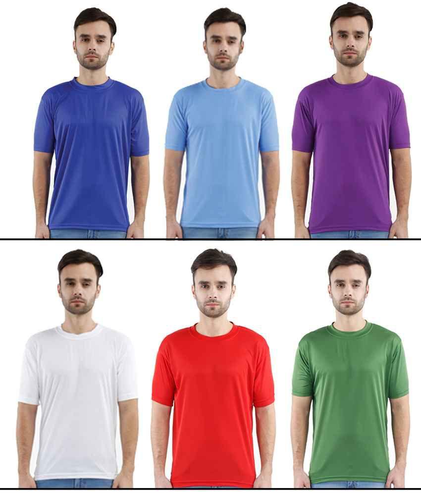Krazy Katz Multi Round T Shirts