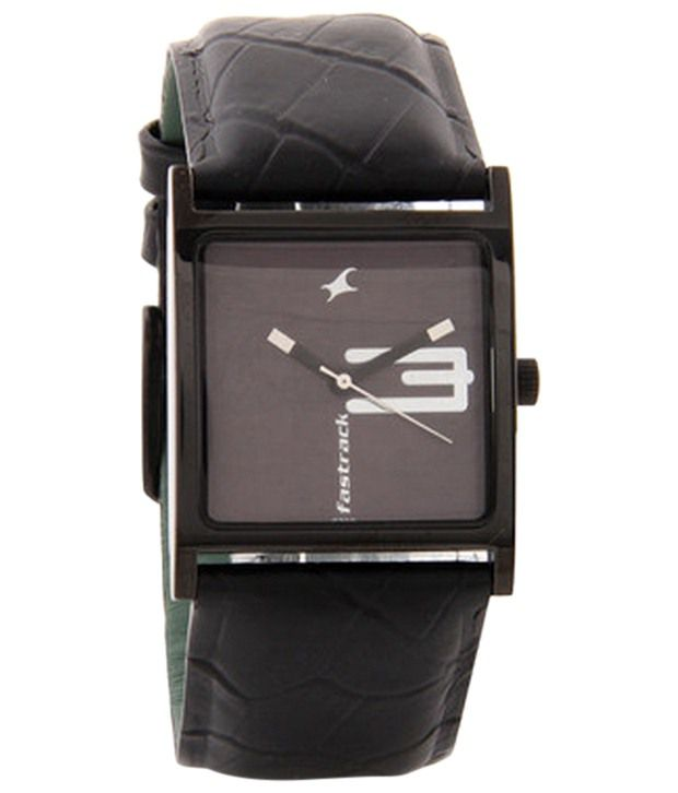 Fastrack Brown Analogue Watch