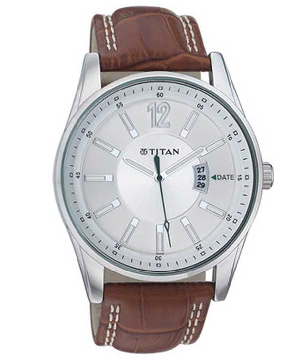 66857b4a9 Titan Titan-NF9322SL03J Men s Watch - Buy Titan Titan-NF9322SL03J Men s  Watch Online at Best Prices in India on Snapdeal
