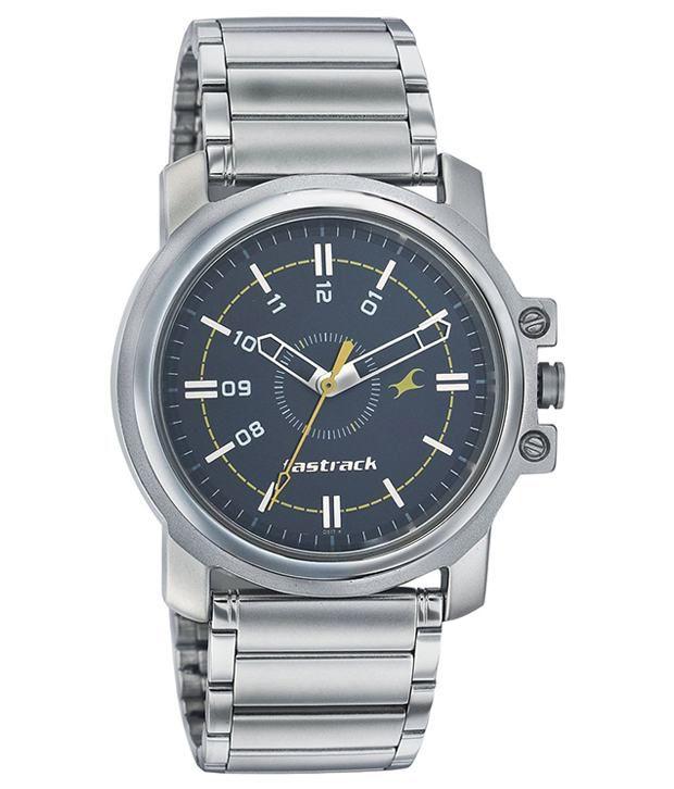 fastrack ng3039sm02c men s watch buy fastrack ng3039sm02c men s fastrack ng3039sm02c men s watch
