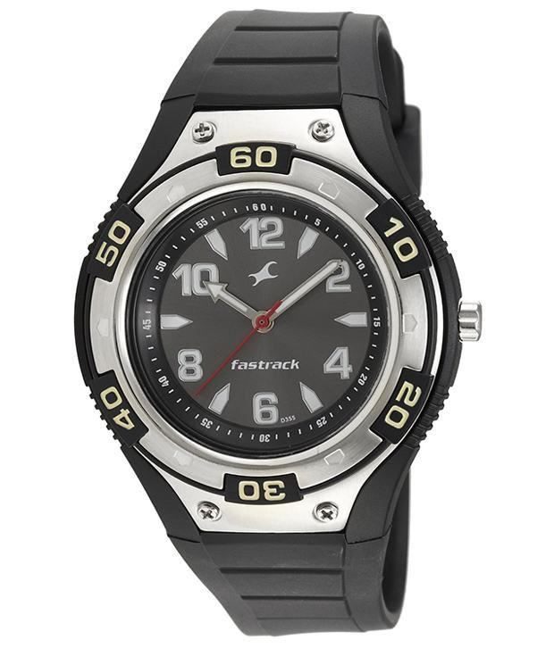 fastrack core n9333pp02j men s watch buy fastrack core fastrack core n9333pp02j men s watch