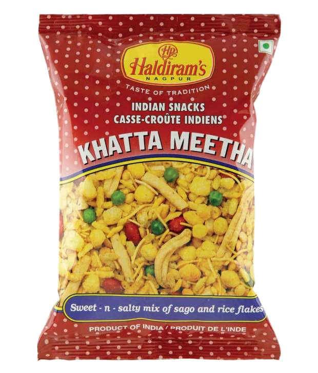 Haldiram Khata Meetha Per Pack