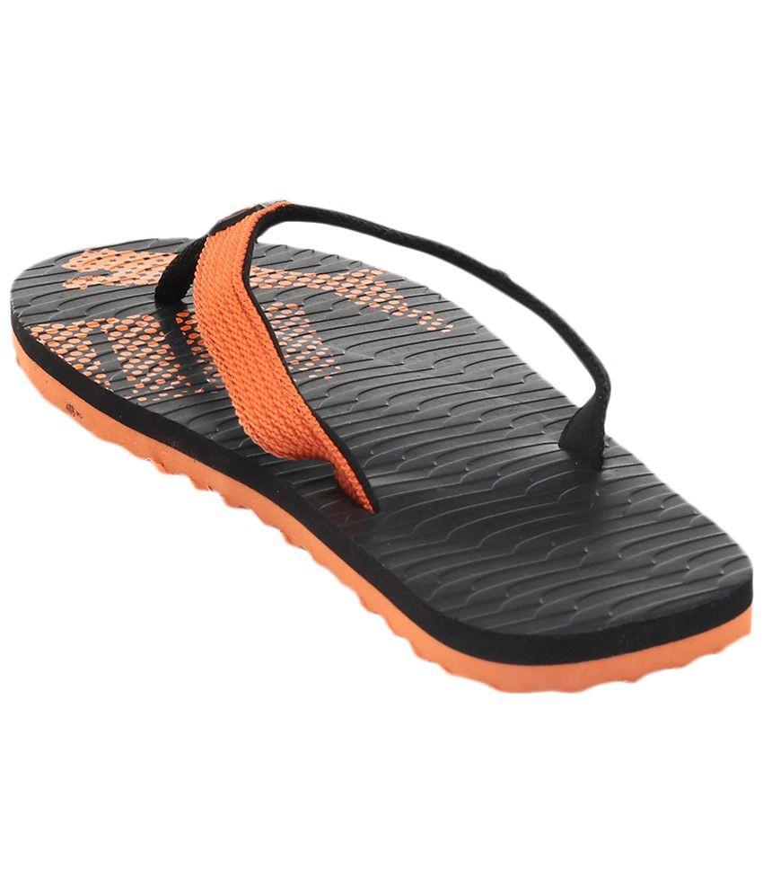 Puma Miami 6 Dp Black Orange Slippers Art P18839504 Price in India ... f3cff9804