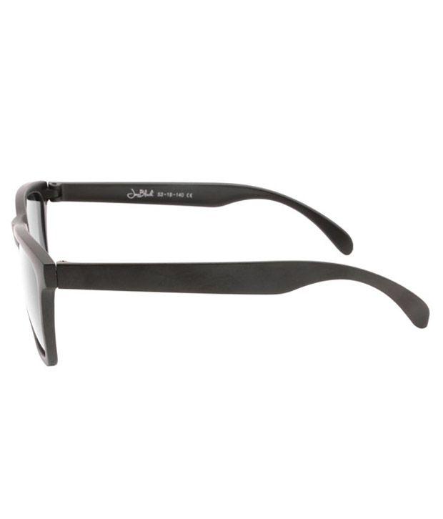 2a031fe8b9 Joe Black Purple Medium Unisex Wayfarer Sunglasses - Buy Joe Black ...
