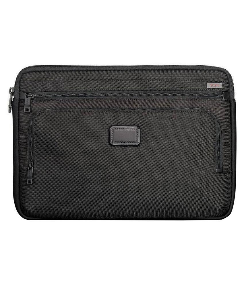 Tumi Black Laptop Bag