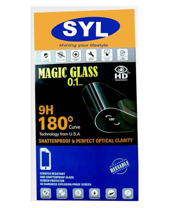 SONY XPERIA E1 Tempered Glass Screen Guard by SYL