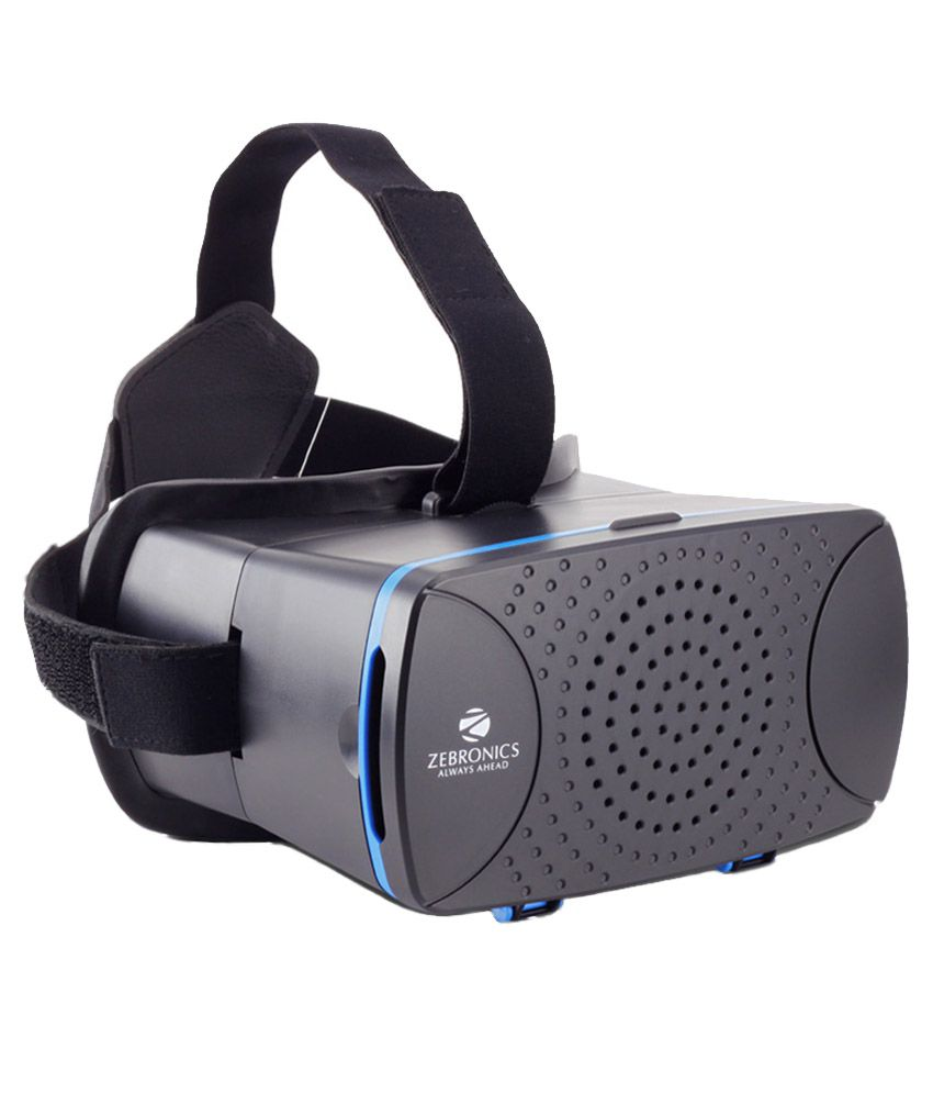 fc1dbc211ee Buy Zebronics ZEB VR ( Virtual Reality Headset) for all Android and iOS  Smartphone with Screen Size UpTo 14 cm (5.5) Online at Best Price in India  - ...