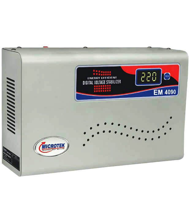 Microtek EM4090 AC Digital Voltage Stabilizer