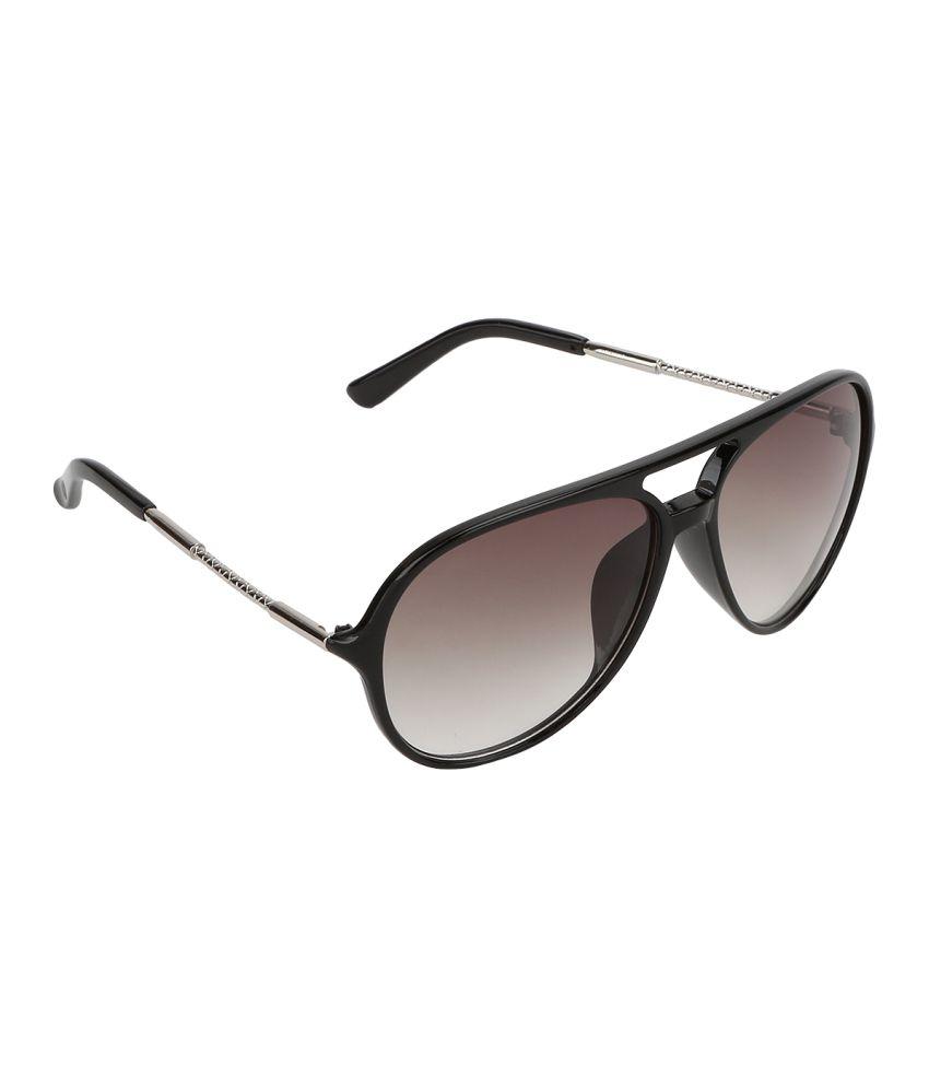Audbury Gray Aviator Sunglasses