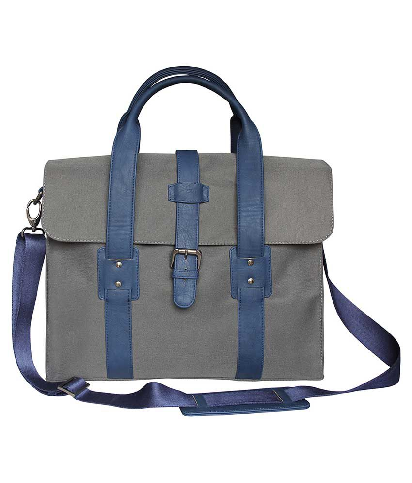 Mohawk Grey Messenger Bags