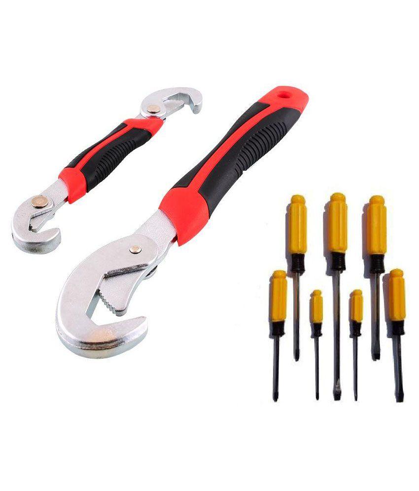 absales super magnetic screwdriver set combo of 7 buy absales super magnetic screwdriver set. Black Bedroom Furniture Sets. Home Design Ideas