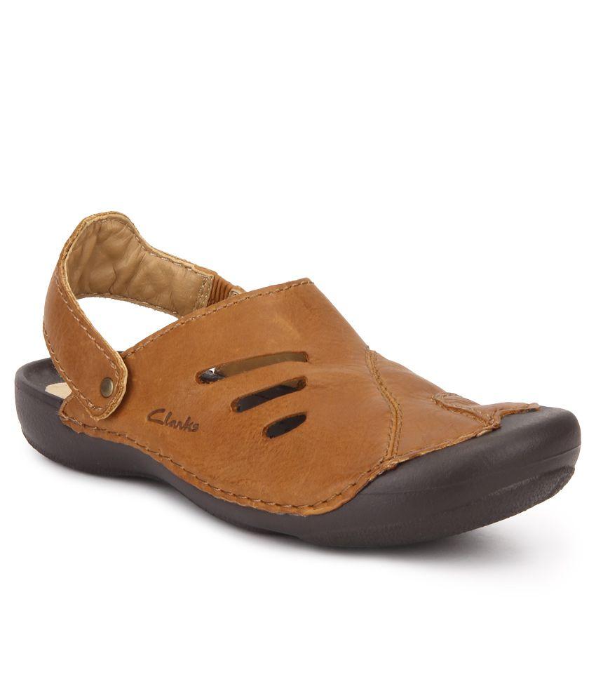 6ce360b81 Clarks Wild Vibe Tan Sandals Price in India- Buy Clarks Wild Vibe Tan Sandals  Online at Snapdeal
